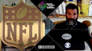 NFL Schedule release: how it's made | Nothing Personal with David Samson