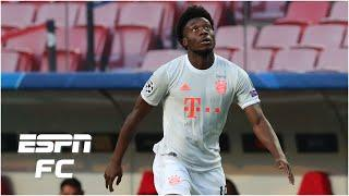 Alphonso Davies is already the best wing-back in the world - Frank Leboeuf | ESPN FC
