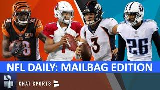 NFL Rumors: Joe Thuney Trade? AJ Green To 49ers? Kyler Murray vs. Drew Lock, Logan Ryan To Cowboys?