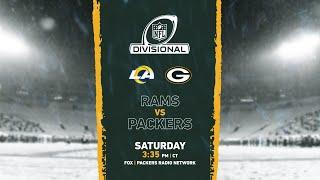 Packers vs. Rams: NFC Divisional playoffs