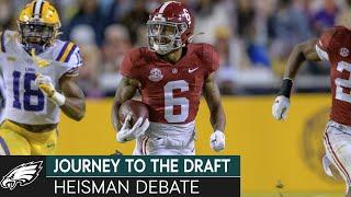 Championship Recap, Playoff Thoughts, Heisman Debate & More | Journey to the Draft