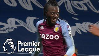 Bertrand Traore seals Aston Villa win against West Brom | Premier League | NBC Sports