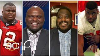 Booger McFarland and Damien Woody reflect on their NFL draft night in 1999 | SC with SVP