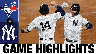 Yankees homer 7 times in Gerrit Cole's 100th win   Blue Jays-Yankees Game Highlights 9/16/20