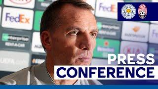 'A Great Tournament To Be In' - Brendan Rodgers | Leicester City vs.Zorya Luhansk