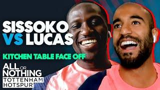 All or Nothing: Tottenham Hotspur Special | Lucas Moura v Moussa Sissoko | Who will Tell All!?