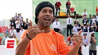 Is Ronaldinho one of the best players in football history? | ESPN FC