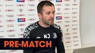 PRE-MATCH | Nathan Jones on the Sky Bet Championship fixture at Norwich City!