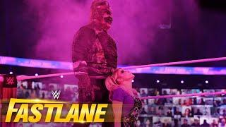 The Fiend stuns Randy Orton with chilling return: WWE Fastlane 2021 (WWE Network Exclusive)