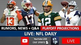 NFL Daily With Harrison Graham & Tom Downey (August 3rd)