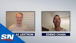 Zdeno Chara & Nicklas Lidstrom | My Hockey Idol