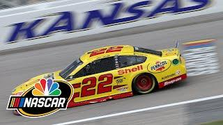 NASCAR Cup Series Hollywood Casino 400 | EXTENDED HIGHLIGHTS | 10/18/20 | Motorsports on NBC