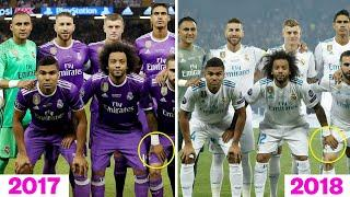 Real Madrid's strange superstition when Cristiano Ronaldo was still there | Oh My Goal