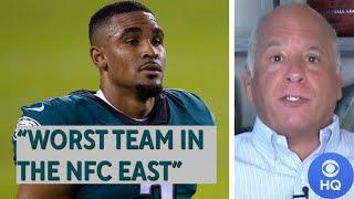 Eagles expectations and offseason needs after the Carson Wentz trade | CBS Sports HQ