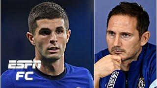 We'll find the best solution for Christian Pulisic at Chelsea – Frank Lampard | ESPN FC