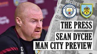 BUSINESS AS USUAL | PRESS | Man City v Burnley 2019/20