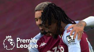 Bertrand Traore seizes early Aston Villa edge against Crystal Palace | Premier League | NBC Sports