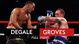 FIGHT REWIND! James Degale vs George Groves