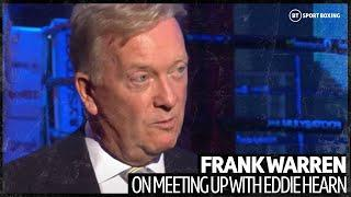 Frank Warren: I will pay my fighters bonuses to beat Eddie Hearn's fighters