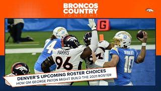 The impending free-agent decisions for Broncos GM George Paton | Broncos Country Tonight