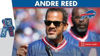 Andre Reed Discusses Current State of NFL & Previews 2020 Season  | One Bills Live