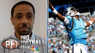 Rodney Harrison: Cam Newton is missing piece Patriots needed | Pro Football Talk | NBC Sports