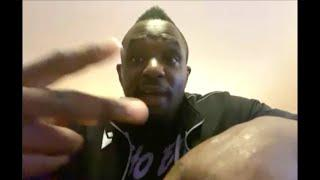 'YOU'RE A C***. A PIECE OF S***' -DILLIAN WHYTE RESPONDS TO WILDER /& ON POVETKIN, FURY, CHISORA, AJ