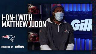 Matthew Judon Reacts to Joining Patriots: 'I'm excited' | 1-on-1 (New England Patriots)