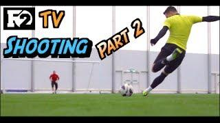 AMAZING GOALS | F2 Tv SHOOTING Part 2 | F2 Freestylers