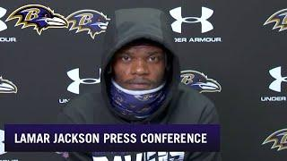 Lamar Jackson: Trying to Clean Up the Little Things | Baltimore Ravens