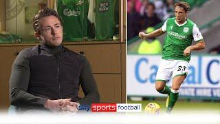 Hibernian midfielder Scott Allan on fearing for his career due to heart condition aged 29