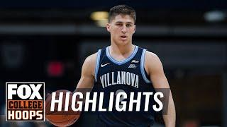 Villanova grabs Big East regular season title with win over Creighton | FOX COLLEGE HOOPS HIGHLIGHTS
