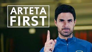 What happened on Arteta's first day as Arsenal manager? | First