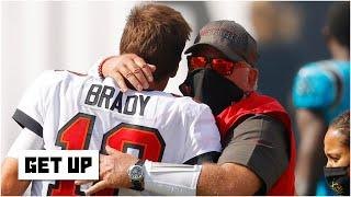 Analyzing the relationship between Tom Brady & Bruce Arians | Get Up