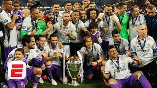 Real Madrid's 2017 UCL win over Juve was the most impressive of 3 titles - Sid Lowe | ESPN FC