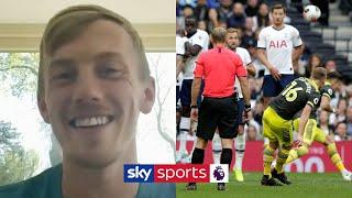 James Ward-Prowse reveals the technique behind his stellar free-kicks!