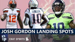 Josh Gordon Return? 5 NFL Teams Most Likely To Sign Flash In 2020 Based Off Latest News & Rumors