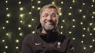 Jürgen Klopp's Christmas Day message to supporters, 2020