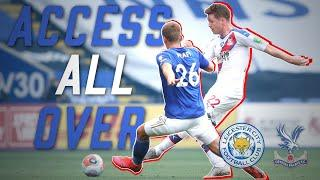 LEICESTER CITY GET THREE PASS CRYSTAL PALACE | Access All Over