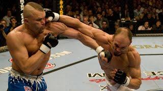 On This Day: Chuck Liddell vs Randy Couture 2 | Free Fight