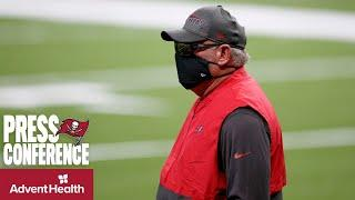 Bruce Arians on Offensive Continuity & Injury Updates | Press Conference