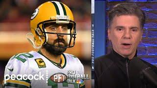 New contract could show Packers' commitment to Aaron Rodgers | Pro Football Talk | NBC Sports