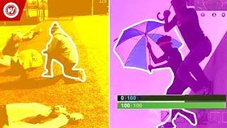 Fortnite In Real Life Compilation