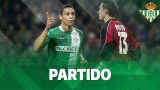 RSC Anderlecht-Real Betis (Champions League 2005/2006) | PARTIDO COMPLETO | Real Betis Balompié