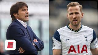 Antonio Conte and Tottenham is a 'marriage made in hell' – Craig Burley | ESPN FC