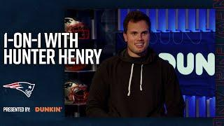 Bill Belichick Has Scouted Hunter Henry Since High School | 1-on-1 (New England Patriots)