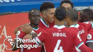 Sadio Mane heads Liverpool in front of Chelsea | Premier League | NBC Sports