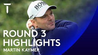 Martin Kaymer shoots 66 and will be in the final group on Sunday | ISPS HANDA UK Championship