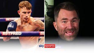 """""""You're seeing the emergence of a world class fighter!"""" 