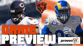 Chicago Bears vs. Los Angeles Rams Game Preview (Week 7)